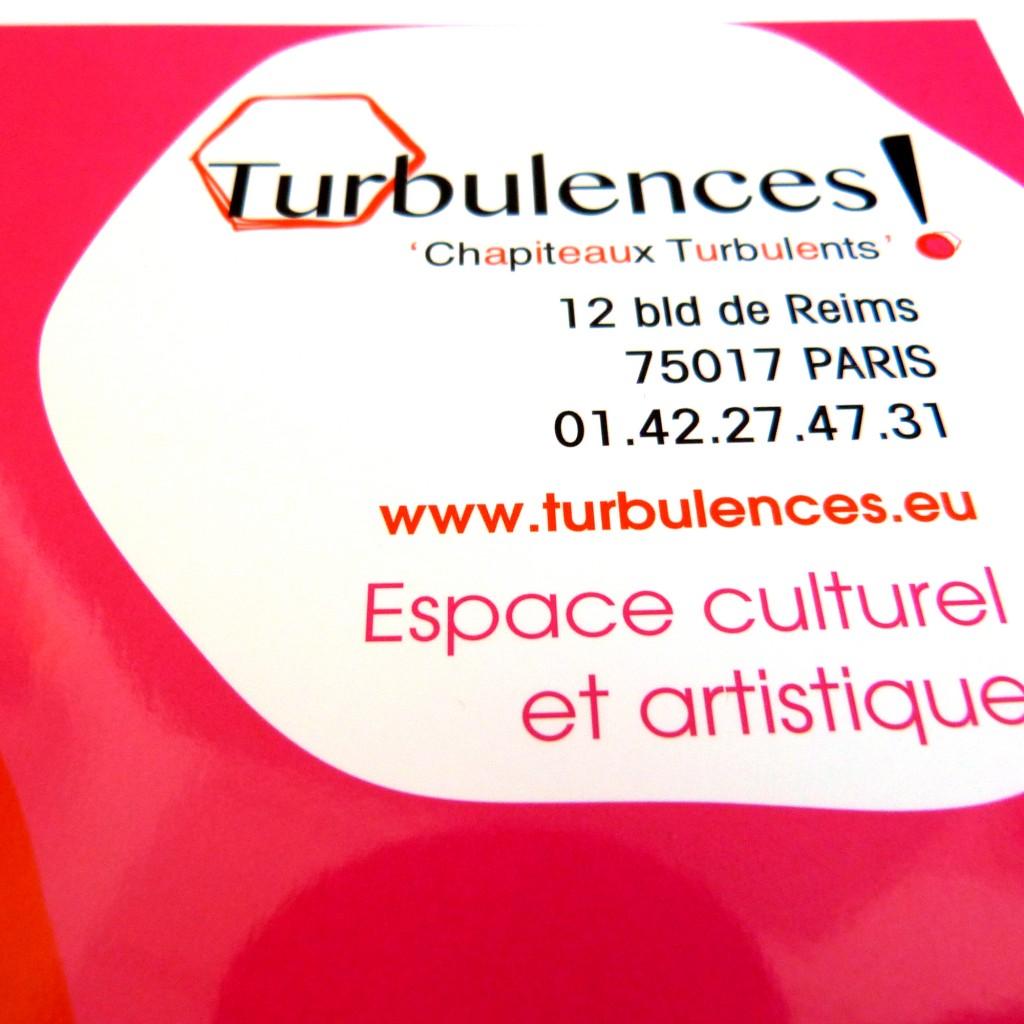 turbulences a