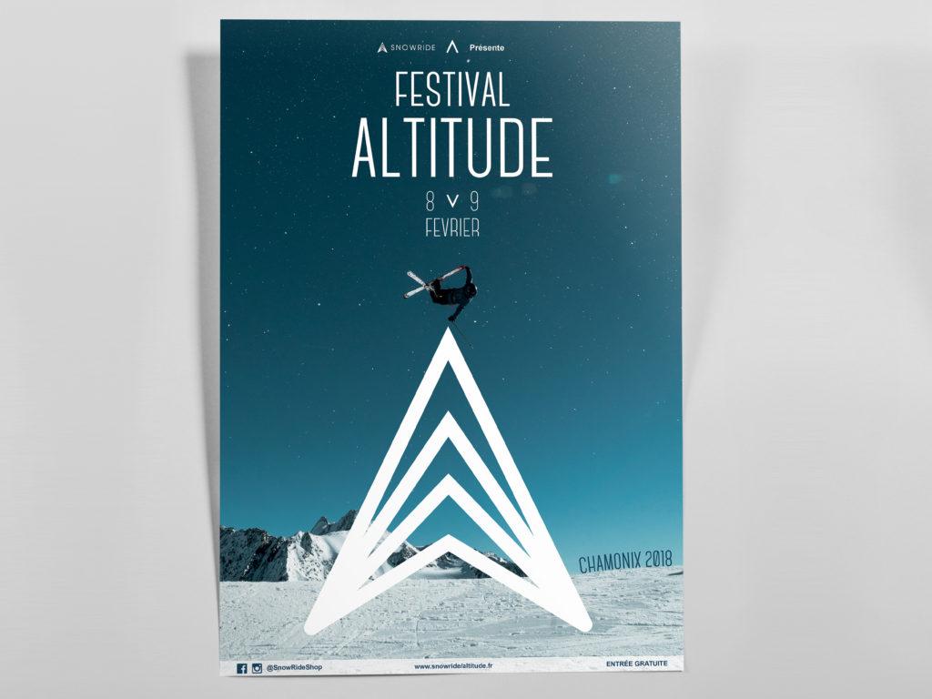 SnowRide poster